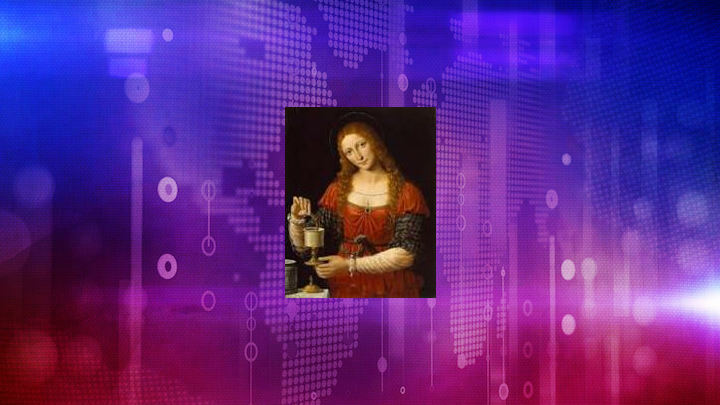 Mary Magdalene 2021